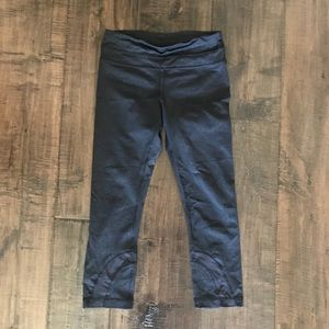 Lululemon Pace Revival Crop 22""